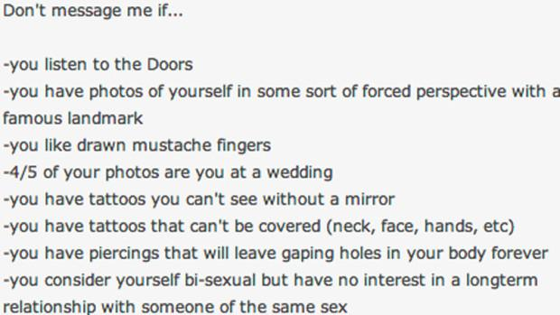 List of bad dating sites