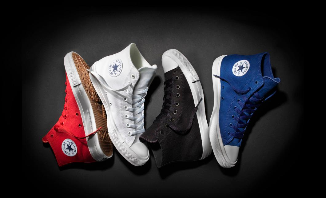 Converse Have Had A Comfort Makeover