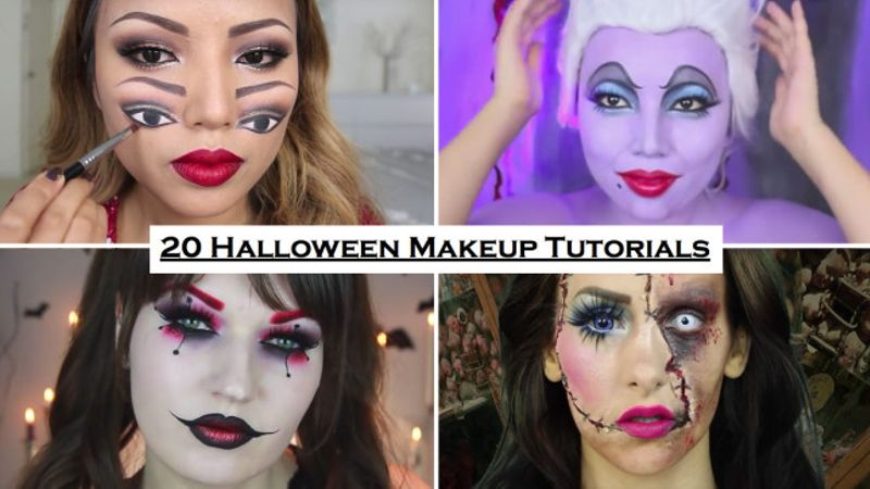 Halloween makeup: 20 AMAZING beauty tutorials to try this Halloween