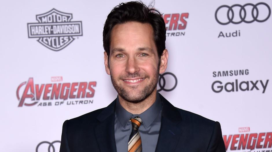 Paul Rudd to star in new 'Ghostbusters' film