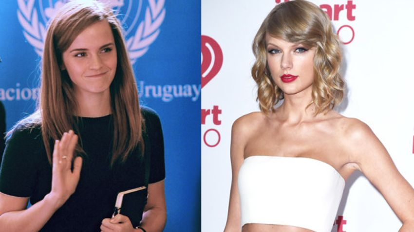 Emma Watson Speech Would Have Made Taylor Swift A Feminist Way Younger Grazia