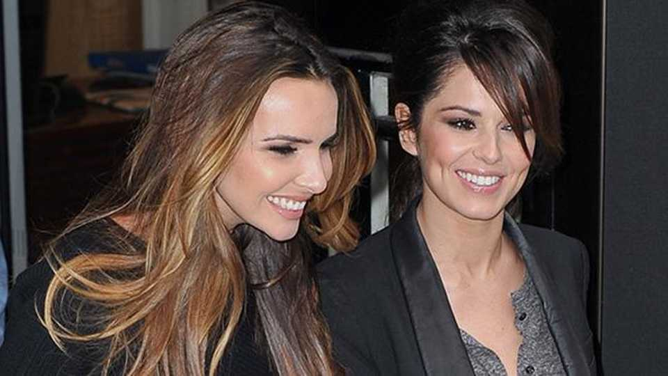 d9f53f4ea4d Cheryl Cole, her former bandmates and other celebs have taken to Twitter to  share their excitement at Nadine's pregnancy announcement, published  yesterday ...