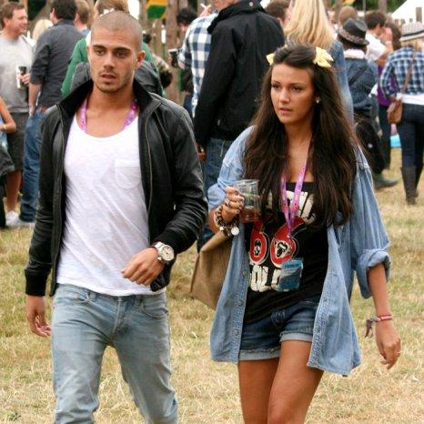 From the girlfriend max wanted Max George: