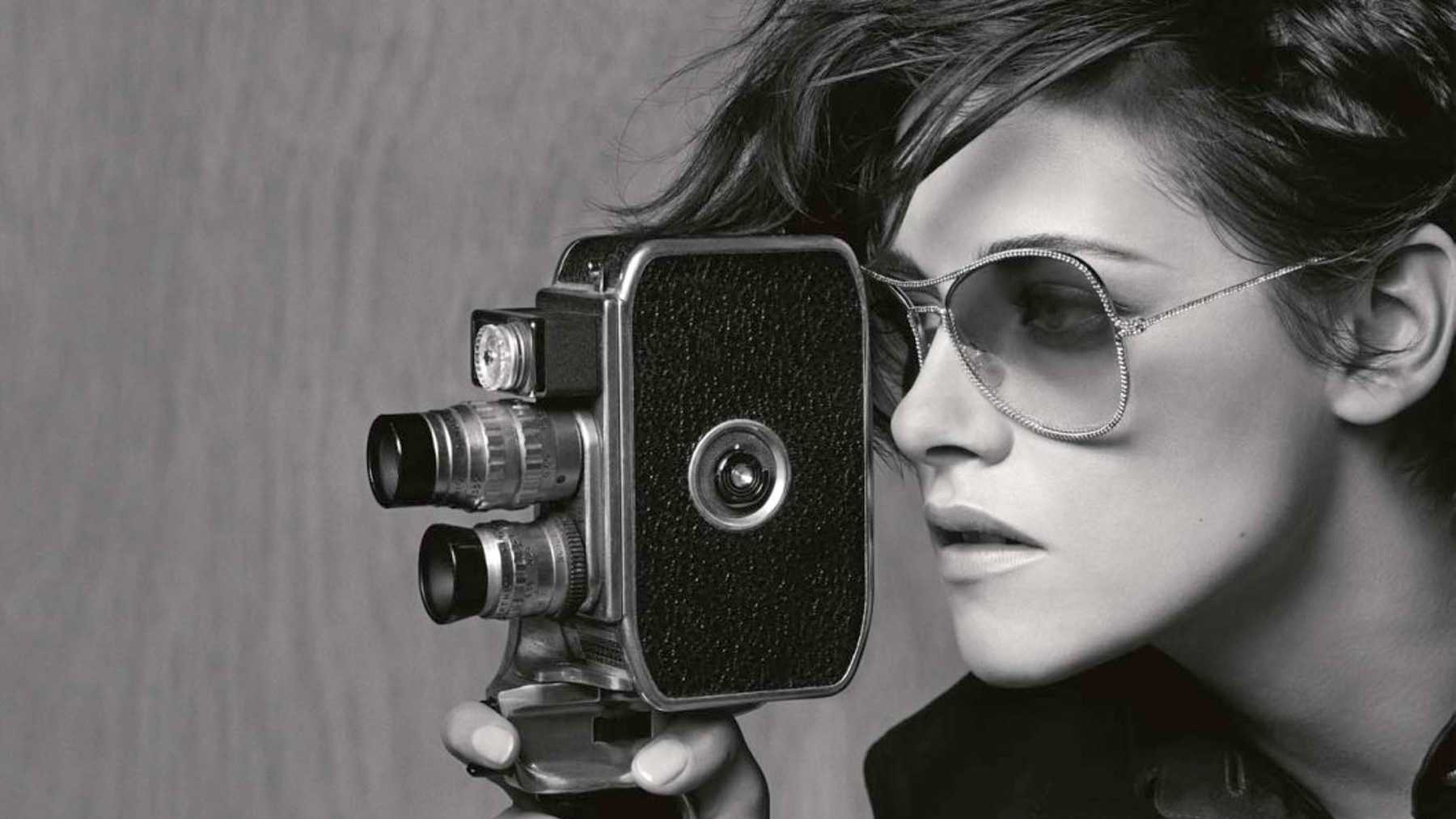 54f1924dcc9f Kristen Stewart Plays A Photo Journalist In Her First Ever Chanel ...
