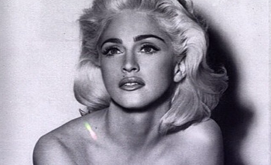 Madonna Posts Topless Throwback Photo To Celebrate Her -6277