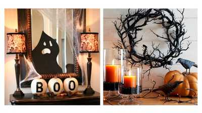 The Best Halloween Decoration Inspo Pinterest Has To Offer