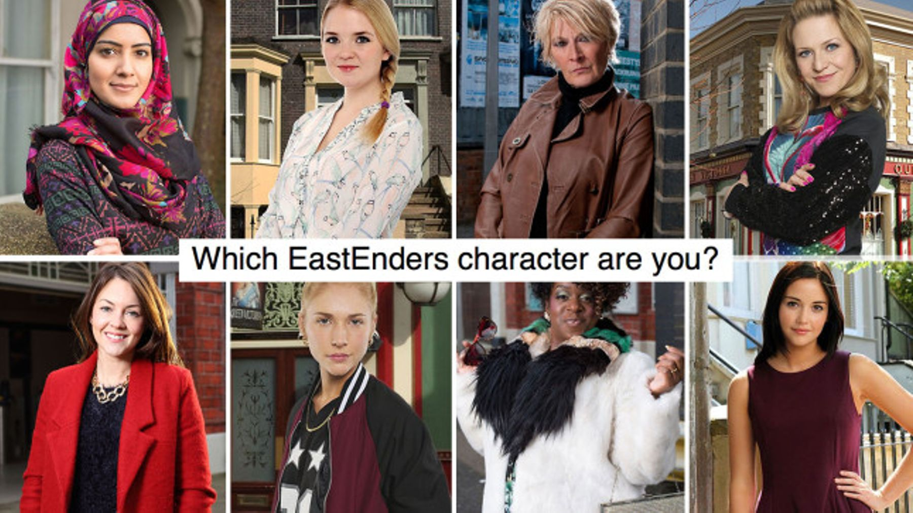 QUIZ: Which EastEnders character are you? | Closer