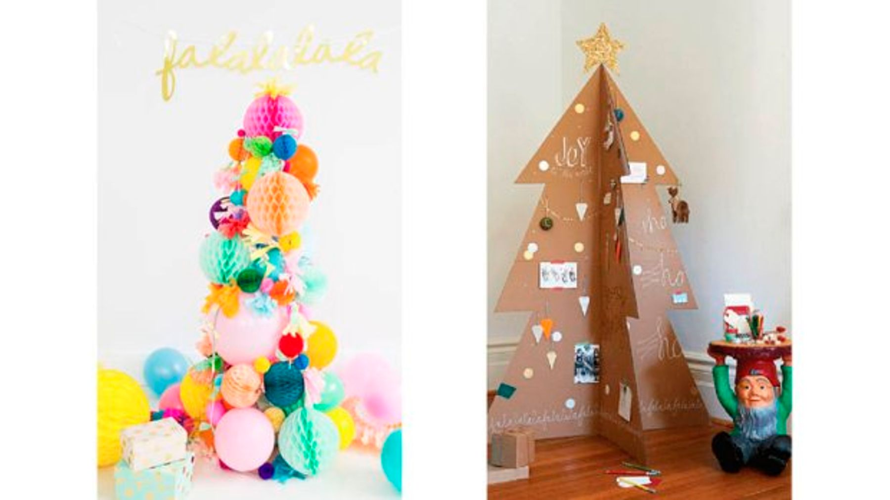 Alternative Christmas Trees.6 Alternative Christmas Trees To Put Up If Your Cba With The