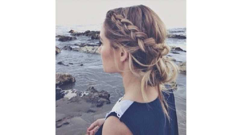 Beat The Heat Hairstyles For Hot Days Closer