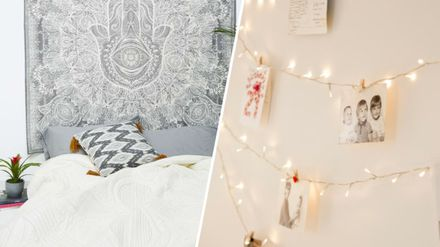 5 Budget Ways To Decorate Your Uni Halls That Ll Help Make Your Bedroom The Hangout Room Grazia