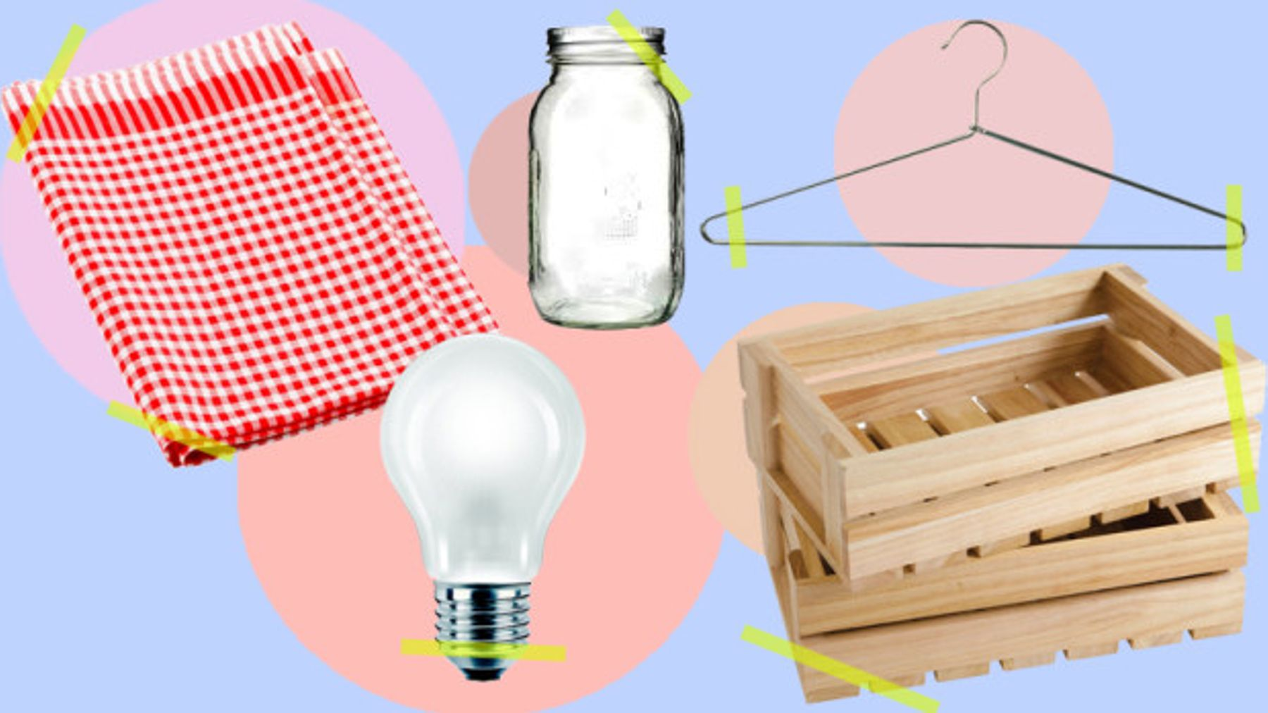 5 Easy Diys You Can Do With Stuff You Probably Have Lying