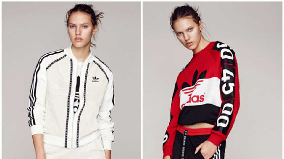 9407a00ba6a Topshop for Adidas Originals – new collaboration we're INTO | Style | Heat