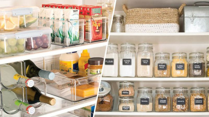 5 Easy Ways To Organise Your Tiny Shared Kitchen