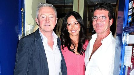 Louis Walsh Hints At Wedding Plans For Simon Cowell And Lauren Silverman Closer