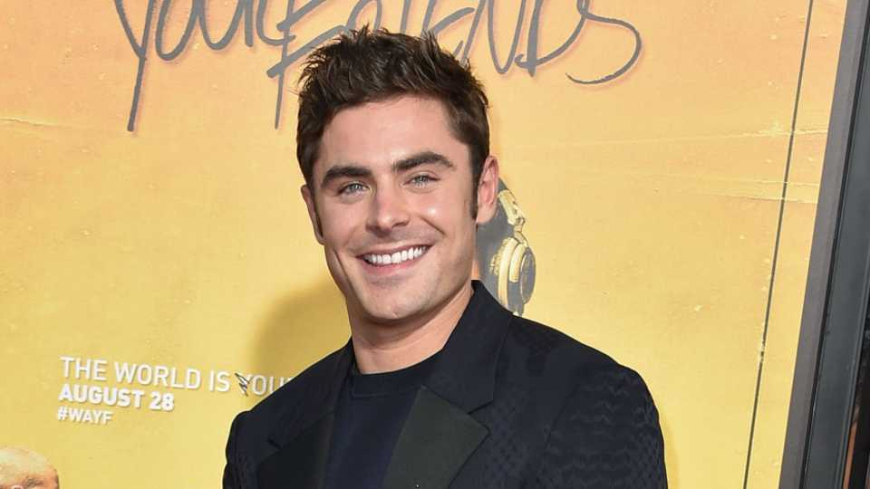 "Zac Efron apologises for Martin Luther King tweet: ""It was"