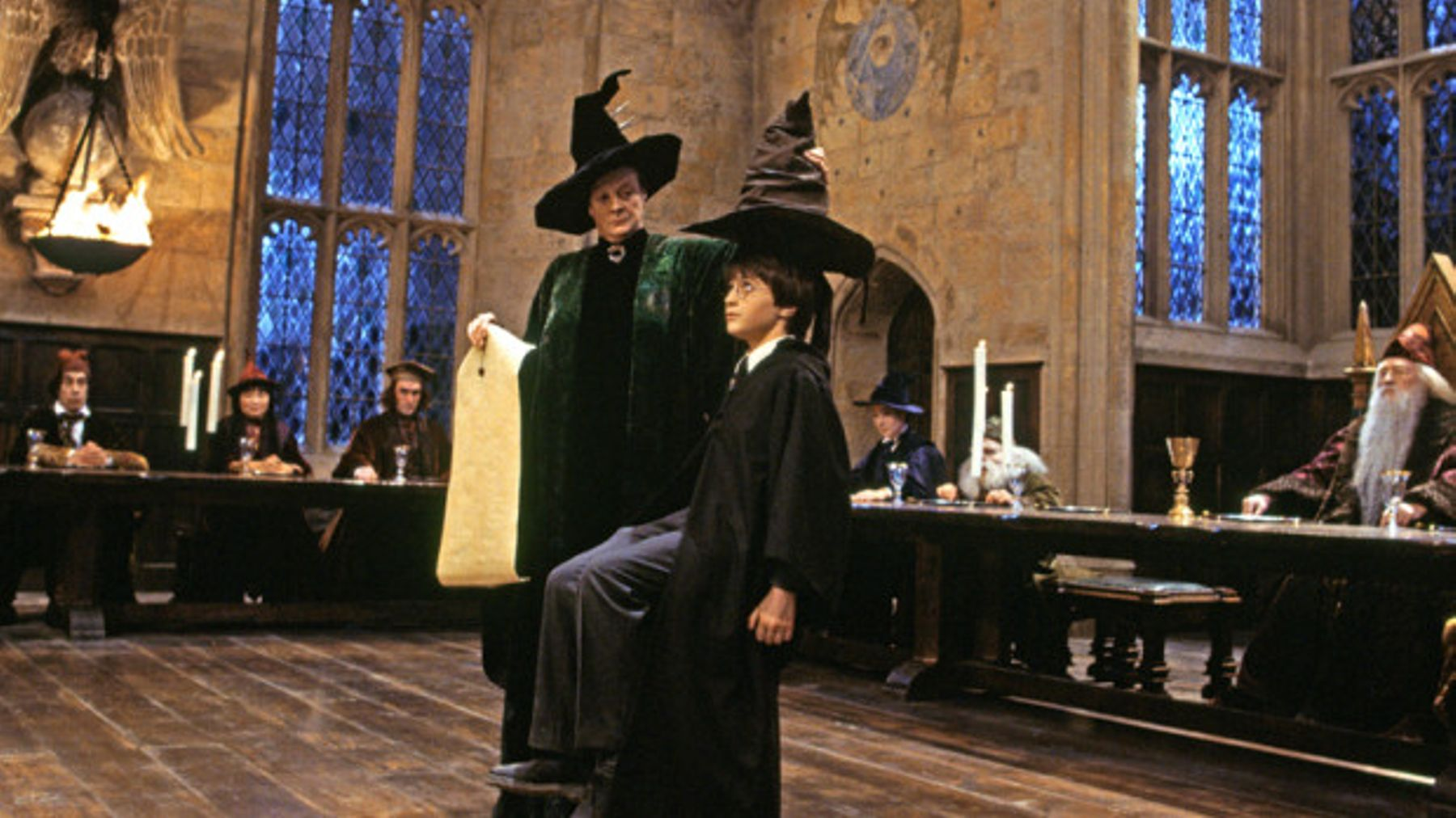 The Harry Potter Cast Took On The Sorting Hat And Shock