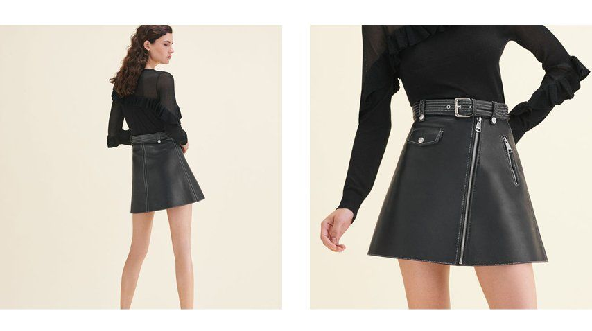 608f69b42 11 Chic Maje Pieces That Have Parisian Girl Style Locked Down | Grazia