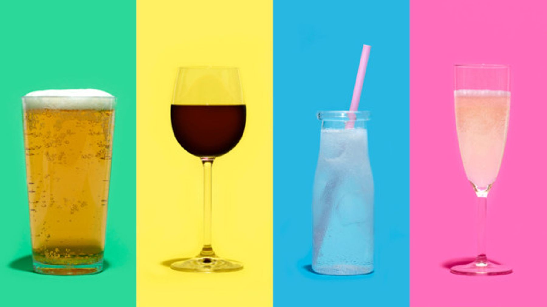 How Much Sugar Is In The Alcohol Youre Drinking Grazia