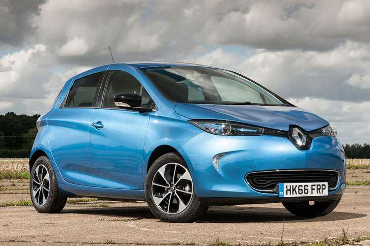 And There S Good News The Winner Of Best Eco Car 2018 Was Surprisingly Affordable Renault Zoe Electric Vehicle Ev Costs From 14 245 Or Around