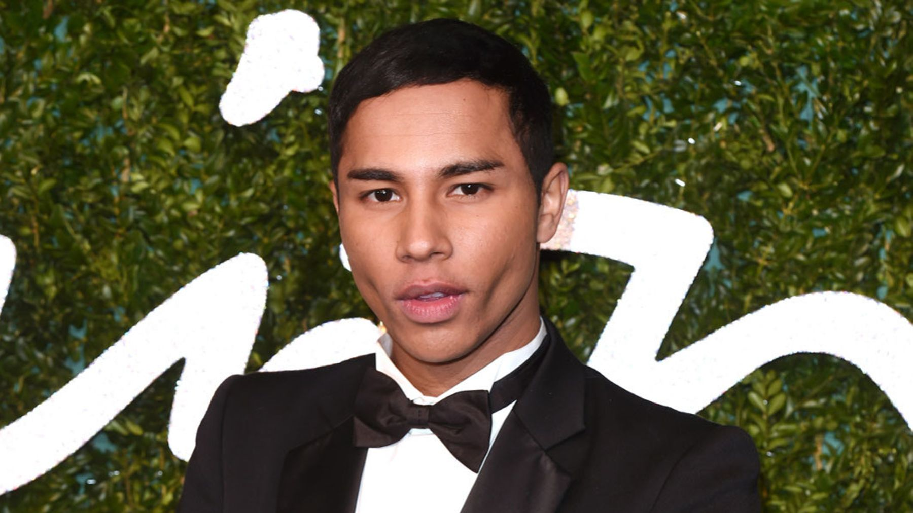 b4495735146e Olivier Rousteing On His London Flagship Store, Selfie Guidance And ...