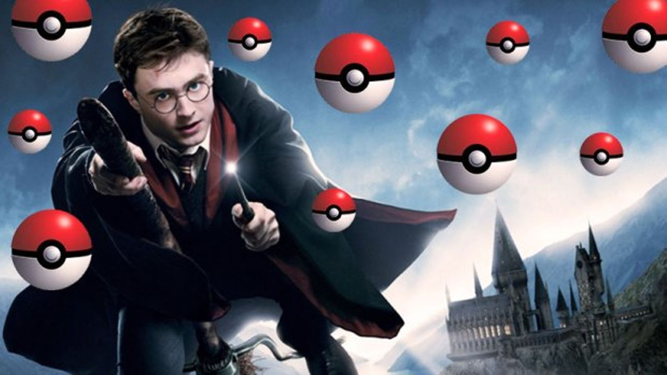 Harry Potter Pokémon Go Is Coming, So Now We're All Wizards