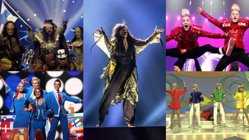 It's the best Eurovision songs of all time