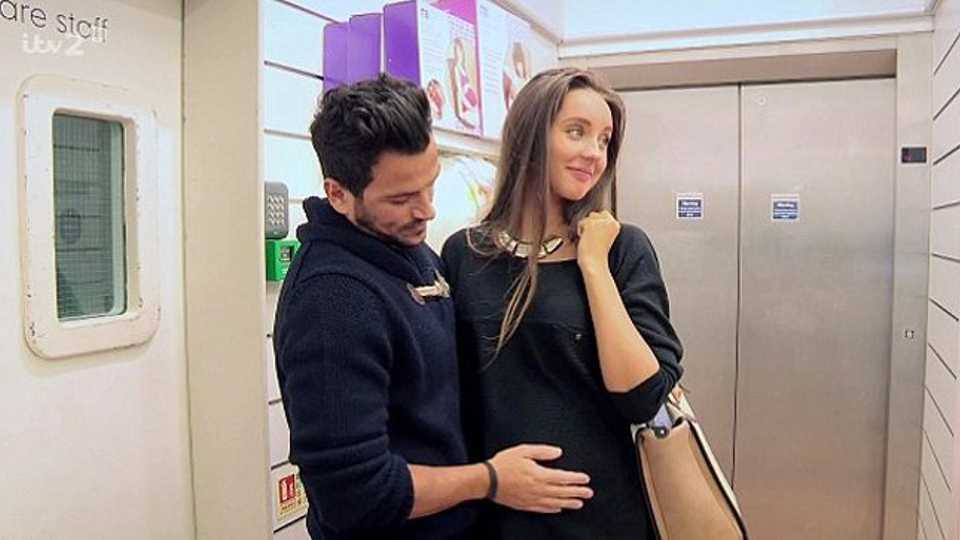 Peter Andre on becoming a new father again: 'I nearly passed out