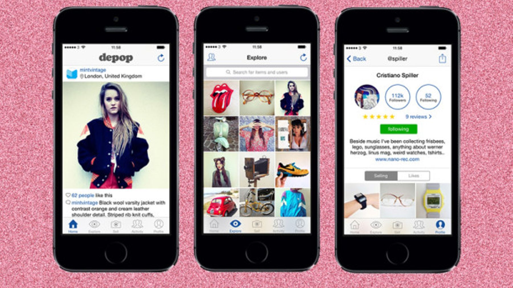 72706e42b Depop Is The New App Where Bloggers Are Selling Off Their Wares | Grazia