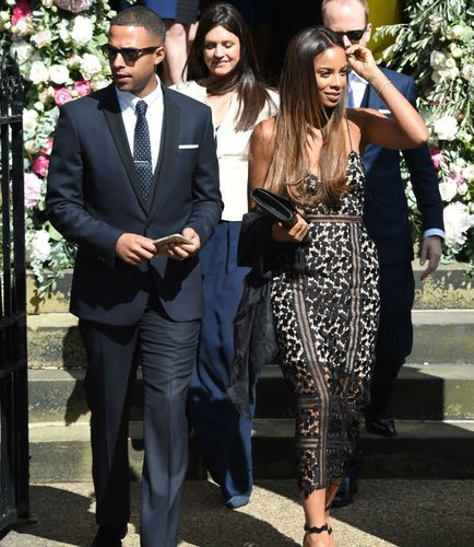 Dec Donnelly Is A Married Man! All The Pictures From His