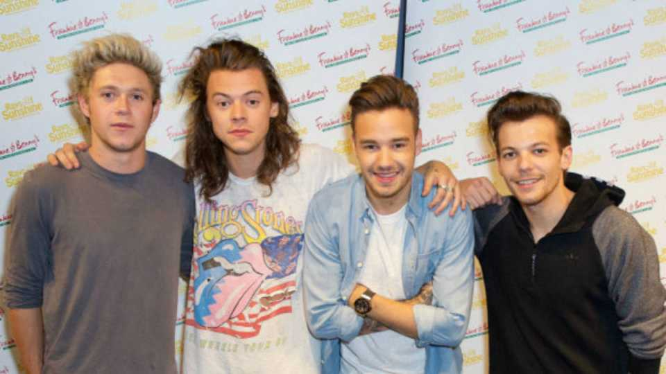 Ed Sheeran AND One Direction win awards at the BBC Radio 1