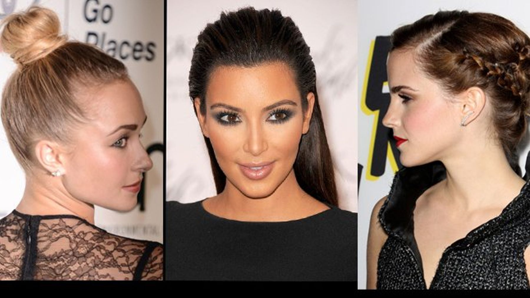 Christmas Party Hairstyles.Christmas Party Hairstyles We Round Up The Most Glamorous