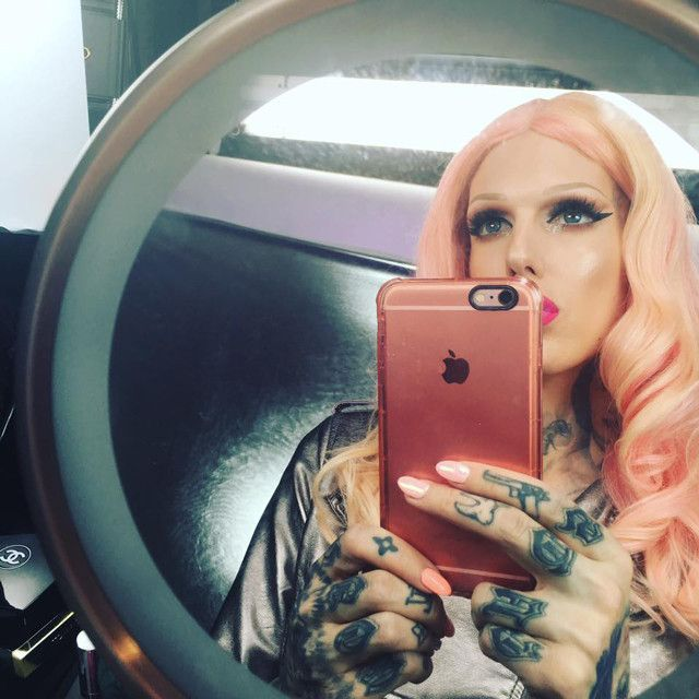 5535727c0 Jeffree Star: Everything You Need To Know About Him | Grazia