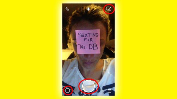 apps like snapchat for sexting