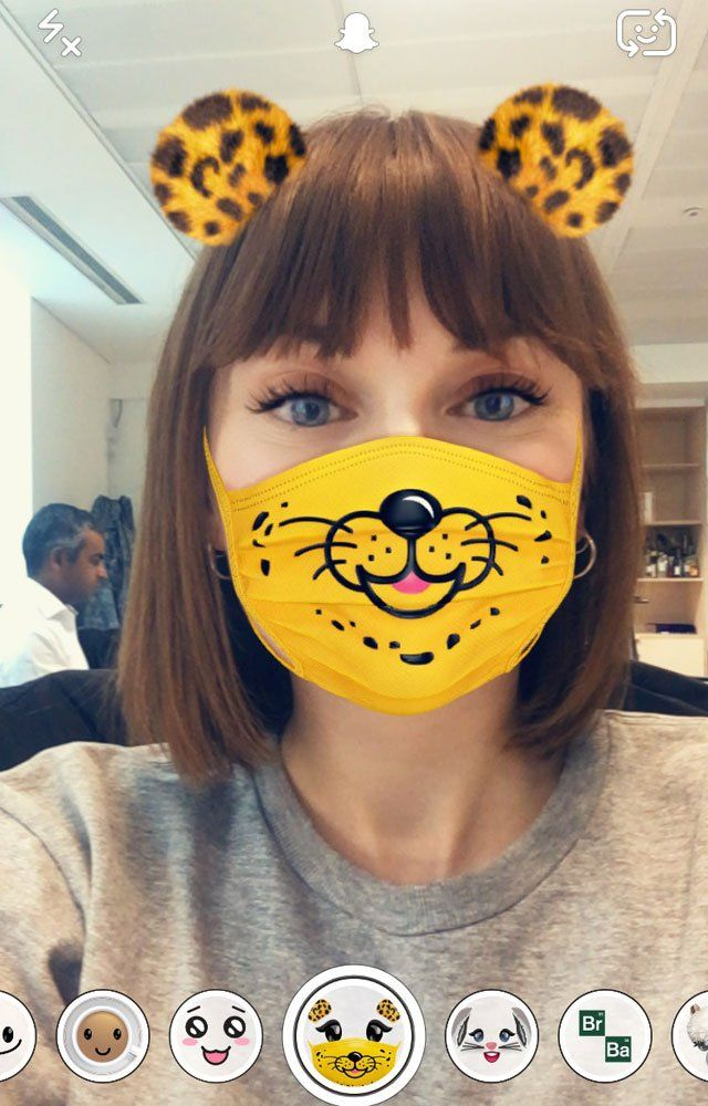 How To Use Snapchat Filters Like A Pro   Grazia