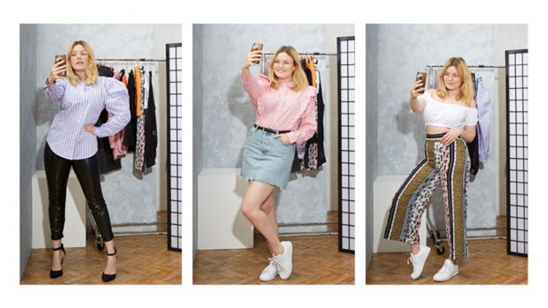 90af4a7395d We Tried On ASOS  Best Summer Tops For Big Boobs So You Don t Have ...