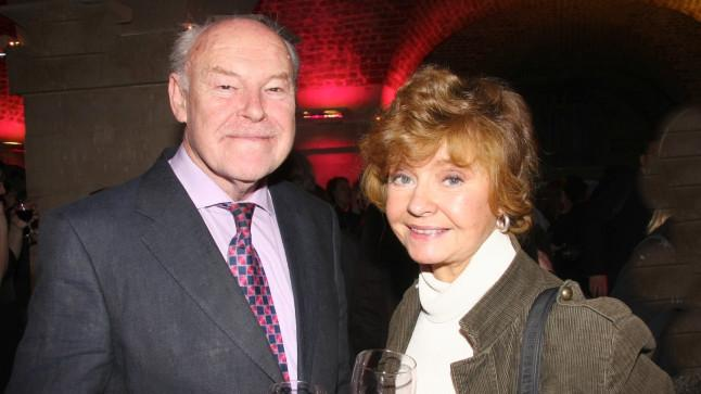 Prunella Scales after henry