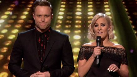 X Factor S Caroline Flack Addresses Rumours Olly Murs Will Be Sacked He S Gutted Closer