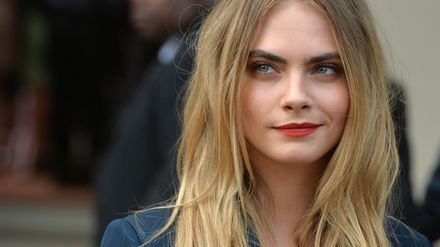 Looking For Halloween Inspo First Look At Cara Delevingne In
