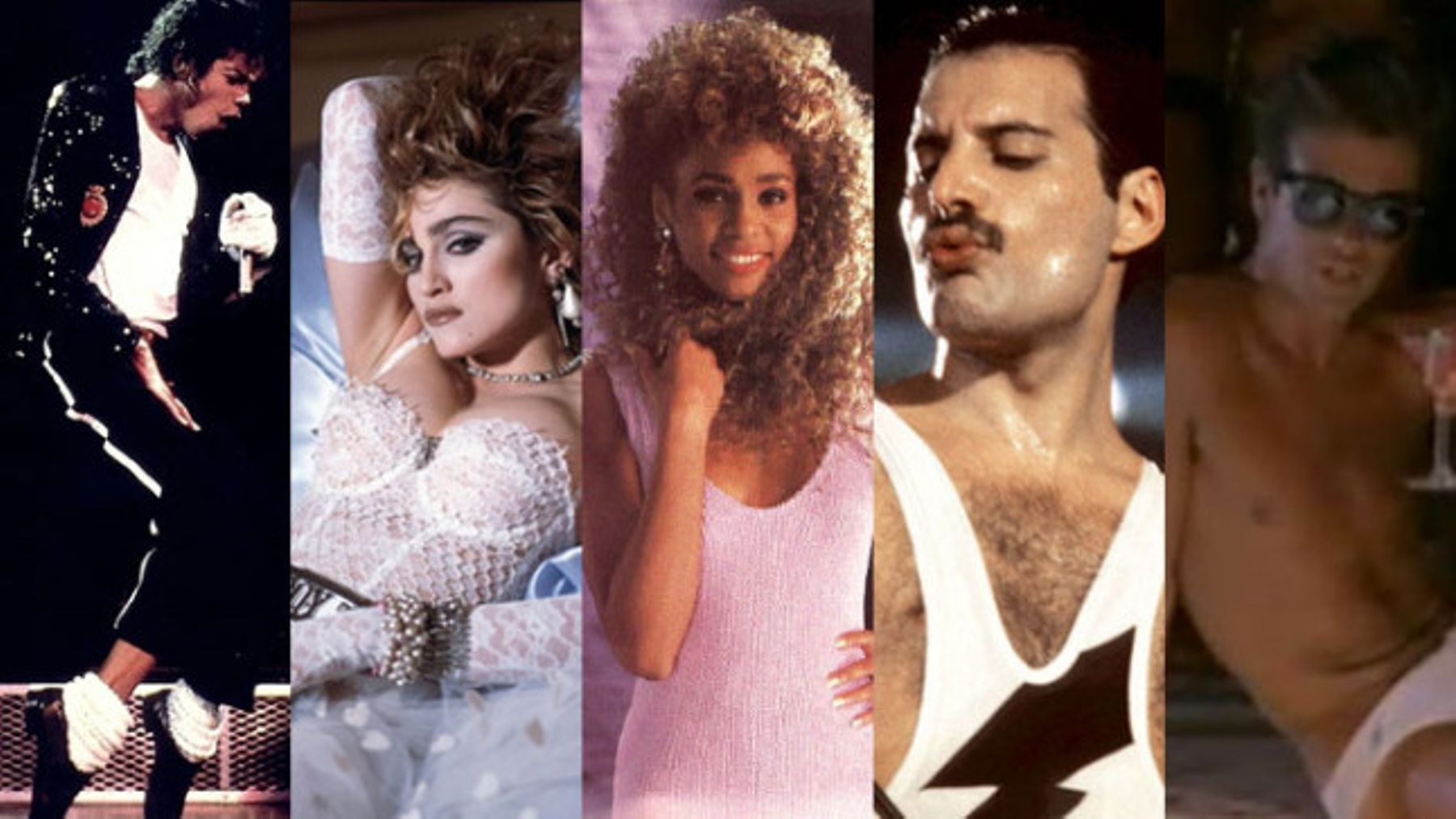 80s Music Quiz: Do you remember the lyrics to these 80s anthems
