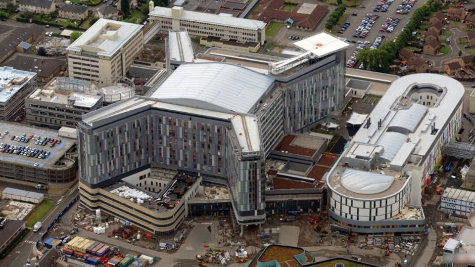 Prosecutors investigate death of 10-year old boy at Glasgow hospital