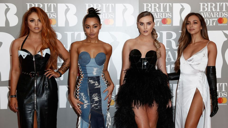 Little Mix announce brand new single 'No More Sad Songs