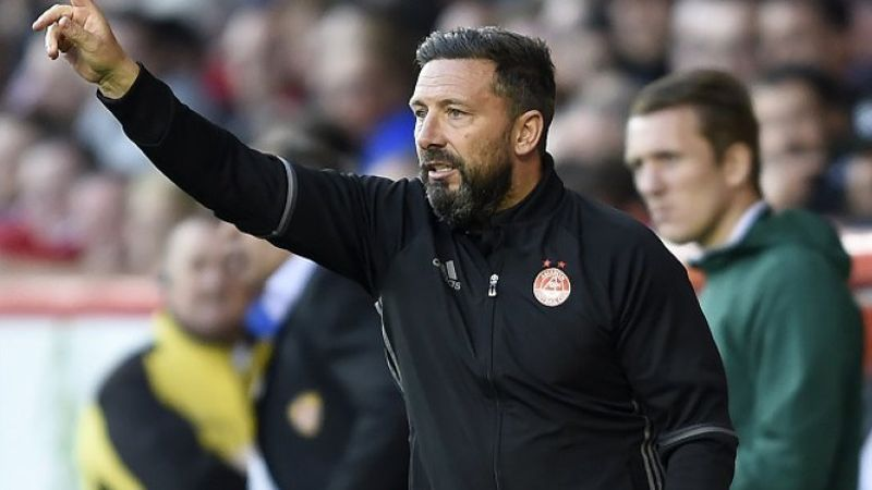 Derek McInnes says Aberdeen passed up too many chances