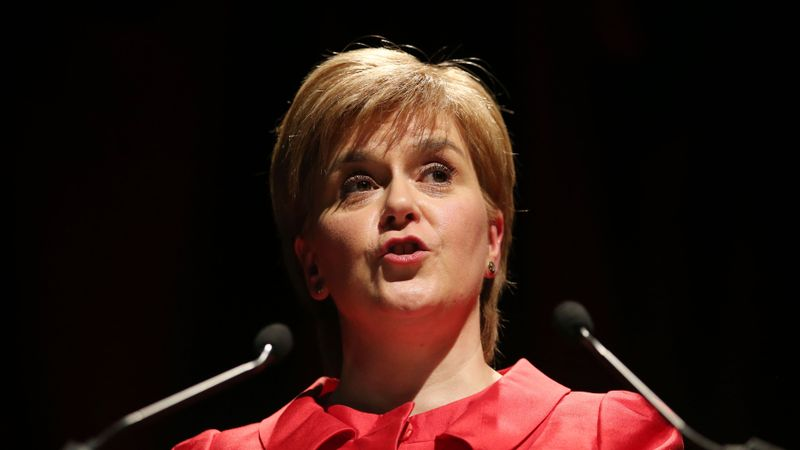 Nicola Sturgeon: Scotland should be 'force for good' in the world