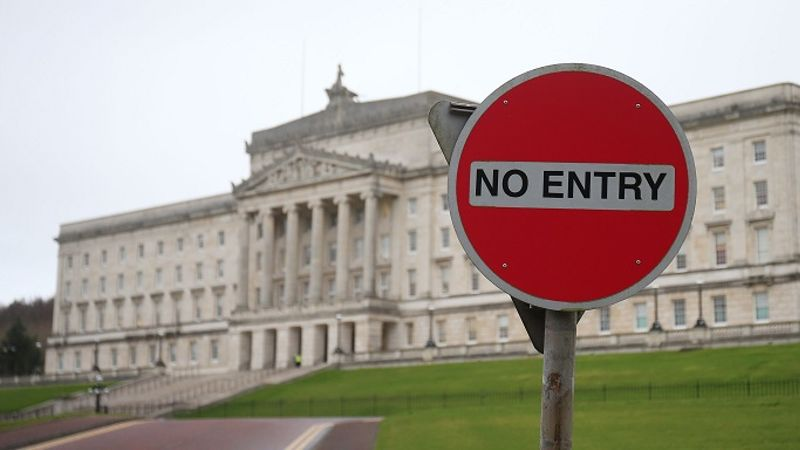 1.000 days since the collapse of Stormont