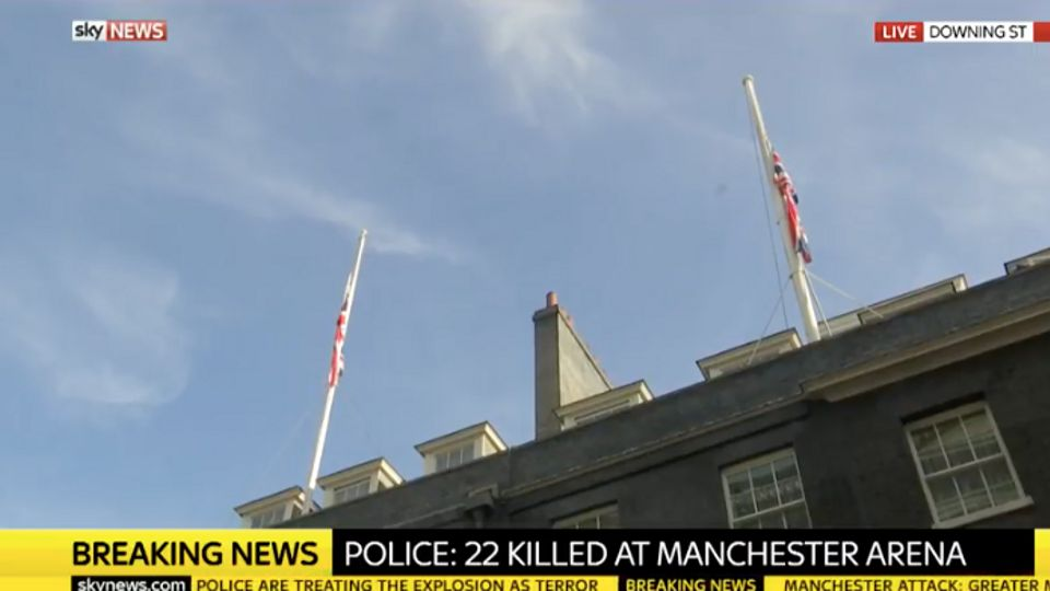 WATCH LIVE: Police confirm 22 dead after Manchester suicide bombing