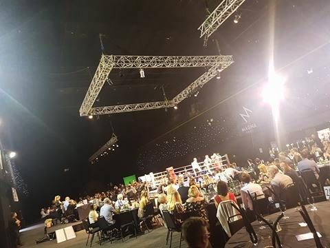 Charity boxing night success: Battle of the Borders 2