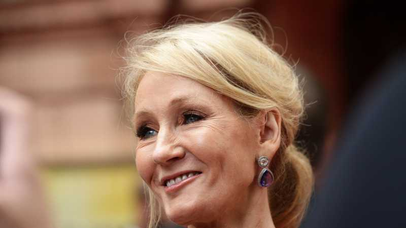 Harry Potter author JK Rowling donates £15.3 million to MS research