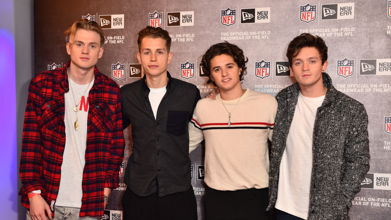WATCH: The Vamps join us for a game of 5 Second Rule | Music