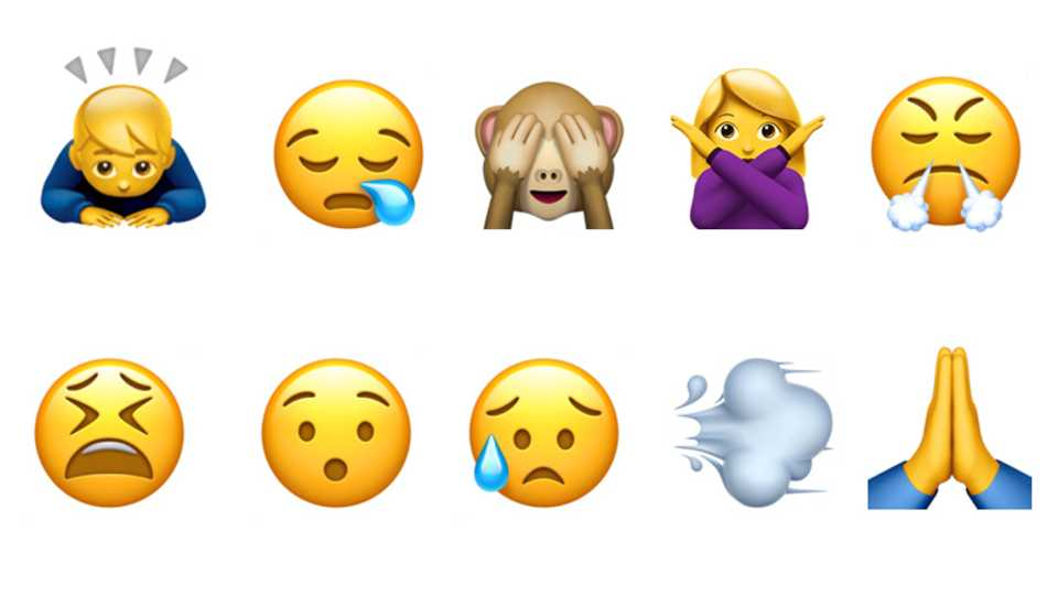 10 emojis that mean something completely different to what