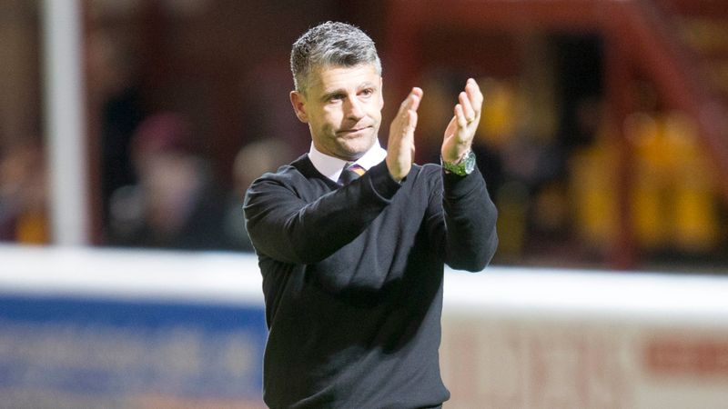 Robinson admits keeping Turnbull could be hard for Motherwell